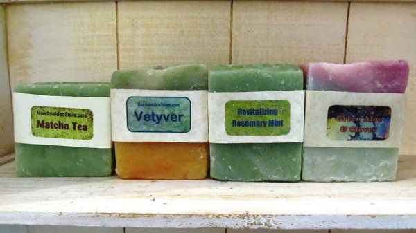 Fresh & Clean Scented Bar Soaps