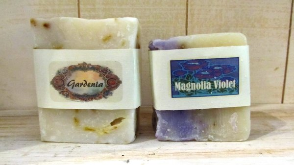 Floral Scented Bar Soaps
