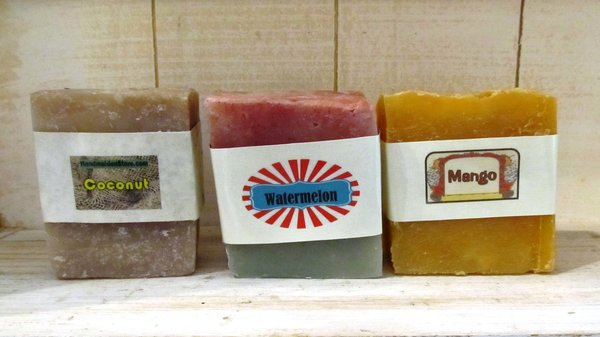 Fruity Scented Bar Soaps