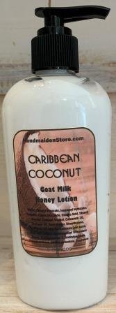 Goat-Milk Honey Lotion - Fruity Scents